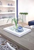 Mesa de sala de estar — Foto Stock