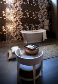 Klassieke badkamer — Stockfoto