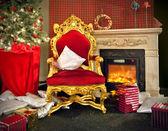 Santa miejsce — Zdjęcie stockowe