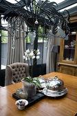 Mesa de jantar — Foto Stock