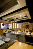 Japanese restaurant — Stock Photo