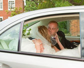 Wedded Bliss — Stock Photo
