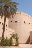 форт nizwah — Стоковое фото