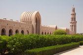 De grote moskee, oman — Stockfoto