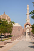 The Grand Mosque — Stock Photo