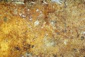 Paslı demir plaka — Stok fotoğraf