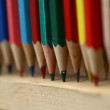 Pencil background — Stock Photo #6929743