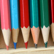 Pencil background — Stock Photo #6929844