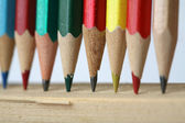 Pencil background — Photo