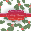 Vintage Christmas Background. Vector, Eps10. - Stock Vector