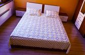 Bed room interior — Stock Photo