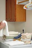 Finishing Chores — Stock Photo