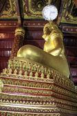 Buddha in Wat Na Phramain — Stock Photo