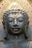 Buddha im wat na phramain — Stockfoto