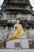 仏像と仏塔 — ストック写真