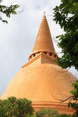 Chedi Phra Pathom — Stock Photo