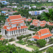 Wat Khao Chong Krajok, Prachuap Khiri Khan, Thailand — Stock Photo