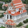 Stock Photo: Wat Khao Chong Krajok, Prachuap Khiri Khan, Thailand