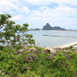 Stock Photo: Bay in Prachuap Khiri Khan, Thailand