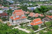 Wat Khao Chong Krajok, Prachuap Khiri Khan, Thailand — Stockfoto