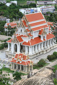Wat Khao Chong Krajok, Prachuap Khiri Khan, Thailand — Stock Photo