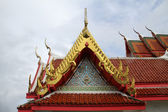 Roofs of temple — Stock Photo
