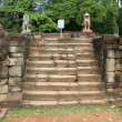 Stock Photo: Staircase on Elephant terrace