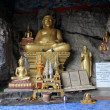Golden Buddha — Stock Photo #7478358