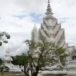 Wat Rong Khun near Chiang Rai — Stock Photo #7478698