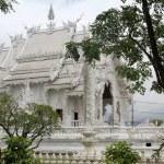 Wat Rong Khun near Chiang Rai — Stock Photo #7478747