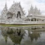 Wat Rong Khun near Chiang Rai — Stock Photo #7478756