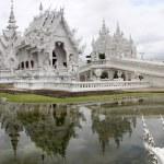 Wat Rong Khun near Chiang Rai — Stock Photo #7478761
