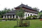 Templo en luang prabang — Foto de Stock