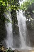 Waterfall Mork Fa — Stock Photo