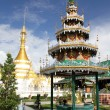 Wat Chong Klang, Mae Hong Son — Stock Photo #7480525
