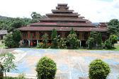 Templo Burman — Foto de Stock