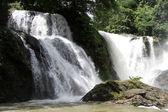 Pha Sua waterfall — Stock Photo