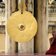 Buddhist monk — Stock Photo #7491596