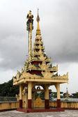 Tempio birmano — Foto Stock