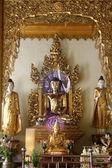 świątynia birmański — Zdjęcie stockowe