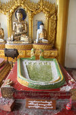 Templo birmano — Foto de Stock