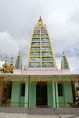 Hindu temple — 图库照片