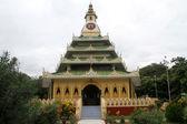 Old buddhist temple — Stock Photo
