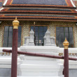Temple near royal palace — Stock Photo