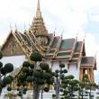 Temple near royal palace — Stock Photo #7527280