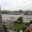 Stock Photo: View from wat Arun