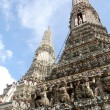 Prangs in wat arun — Stock Photo #7527495