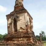 Falling stupa — Stock Photo #7527840