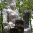 Big white Buddha - Photo