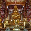 Golden Buddhas - Photo
